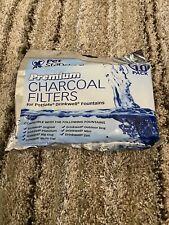 Pet Standard Premium Charcoal Filters for PetSafe Drinkwell Fountains 8 filters