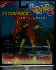 RARE HOT WHEELS EMERGENCY ALARM FIRE FIGHTING ACTION PACK 1996 16148