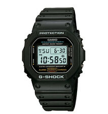 Casio Men's G-Shock Classic Digital Watch - DW5600E-1V 200M WR, MultiFunction!