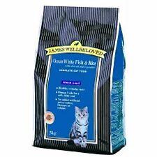 Wellbeloved Cat Food White Fish Rice Senior 4kg - 19157