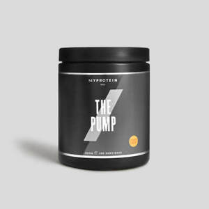 THE Pump, Pump Pre Workout, My Protein, 20 Servings