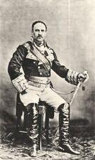MILITARIA. Portrait of Général General Espartero, c.1865 1935 old print