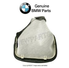 NEW BMW E30 Black Imitation of Leather Shift Lever Boot for Manuel Trans Genuine