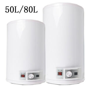Electric Storage Water Heater Boiler 50L/80L Water Heater with tank Water Heater