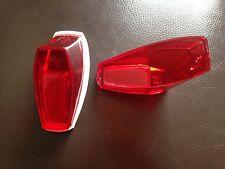Superbe Cabochon de feu rouge + joint motobecane AV 46 49 N40 N50 CADY