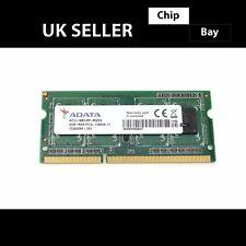 ADATA DDR3 4GB 1600MHz PC3L-12800S Laptop RAM Memory Module