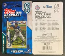 Seattle Mariners 2020 Topps Limited Edition 17 Card Team Set - Kyle Lewis RC ++