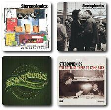 Stereophonics 4 Piece Coaster Sets