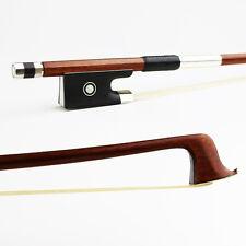 NEW 4/4 Size Advanced Pernambuco Violin Bow Good Balance,Natural Horsehair