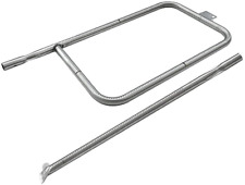 Onlyfire Stainless Steel Burner Tube Fits for Weber Q300/Q3000 Series Gas Grill