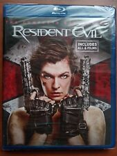 Resident Evil Collection NS  (BR,  6-Disc Set)  Digital Code, Free  Shipping
