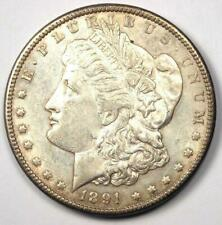 1891-CC Morgan Silver Dollar $1 - Excellent Condition - Rare Carson City Coin!