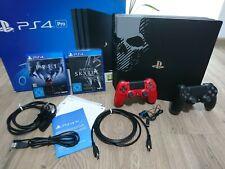 Sony PlayStation 4 pro 1tb en Ghost Recon Design incl. ps4 Controller & juegos
