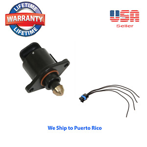 Idle Air Control + CONNECTOR Fit:JEEP CHEROKEE COMANCHE GRAND CHEROKEE WRANGLER