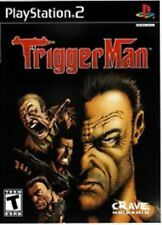 Trigger Man PlayStation PS2 >Brand New - In Stock - Fast Ship<