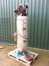 Kompressor stehend Werkstattkompressor alt läuft aber defekt Lüfterrad ab