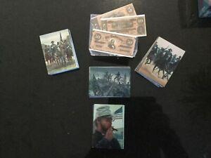 The Civil War The Art Of Mort Kunstler Set Of 90 Trading Cards - 1996