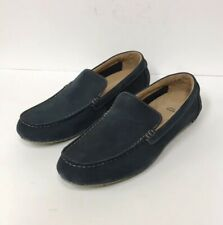 Clark's Men's Luggers # 68670 Sz 13M Suede Driving Shoes Loafers Moccasins