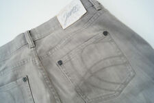 JETTE JOOP Damen Women stretch Jeans Hose 30/32 W30 L32 stone wash grau TOP #28