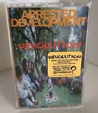 REVOLUTION Arrested Development Cassette Tape
