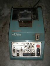 Vintage Olivetti - Underwood Electric Adding Machine - AS-IS for Parts or Repair