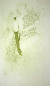 TOULOUSE LAUTREC :  Vie de cabaret - LITHOGRAPHIE signée, 1950