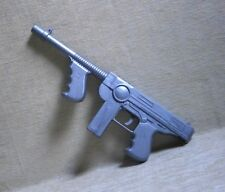 """ TIC TAC "" SPACE GUN  New Grey Plastic Made in Greece by BIOTSIOT Greek Vintage"