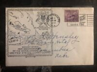1933 St Petersburg FL USA First Day cover FDC Anniversary Of The US Coast Guard