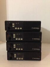 4 Lot of 4 Motorola Max Trac 800 MHZ Two-Way Radio D35MWA5GC3AK