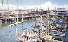 BR23704 Fisherman s Wharf San Francisco ship bateaux  usa