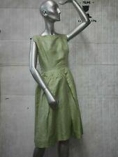 Ausgestelltes Kleid M Swing lindgrün 60er TRUE VINTAGE Rockabilly 60s dress