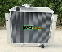 GPI racing aluminum alloy RACE radiator for Ford Escort 71-80 AT/MT