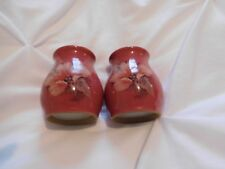 DENBY DAMASK SALT AND PEPPER POT IN EXCELLENT CONDITION