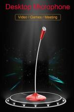 Microphone 360 Degree Studio Speech Gaming Chatting USB Desktop Laptop Computer
