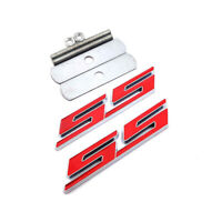"""STRUT GRILL COLLECTION FRONT REAR TRUNK SIDE CHROME EMBLEM BADGE FORGIATO 1/"""""""