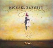 MICHAEL BARNETT (FIDDLE) - ONE SONG ROMANCE [DIGIPAK] NEW CD