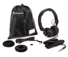 SENNHEISER HD 25 PLUS cuffie professionali per DJ + Cavo Molla Nuove Originali