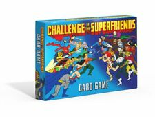 Challenge Of The Superfriends Card Game Cryptozoic Games CZE27718 Legion Of Doom