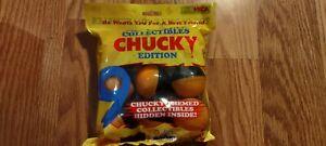 NECA Chucky x9 Toy Capsule Collectibles