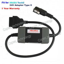 Fit for ISUZU Truck Diagnostic Adapter GM Tech 2 Scanner Type II DC 24V Adapter