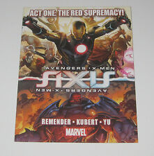 "2014 SIXIS: Avengers & X-Men Dealer Promo Card -  Card is 4 1/4"" X 5 1/2"""