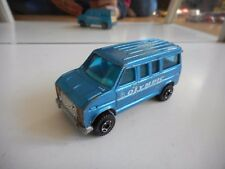 "Polfi Toys Ford Van ""Olympic Aiways"" in Blue"