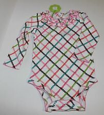 Vera Bradley Baby Infant Lola Shirt Bodysuit Sleeper Outfit Top Gift 0-3 months