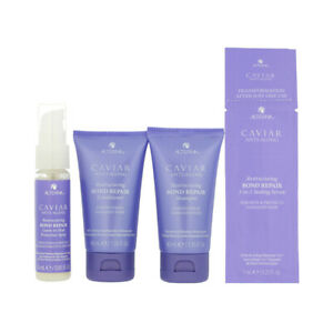 Alterna Caviar Restructuring Bond Repair Trial Travel Kit gift set