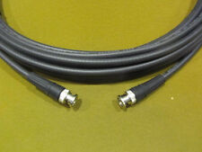 Canare L-5CFB RG6 HDTV SDI/HD, Digital Video BNC Male to BNC Male Cable, 150 Ft.
