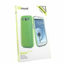 Samsung Galaxy s3 Glossy Green Hard Shell Case