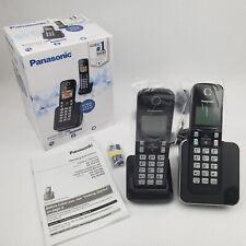 Panasonic Cordless Telephone KX-TGC352B 6.0 Plus 2 Handsets Expandable