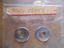 NOS Yamaha Washer 1979 DT125 1976-80 DT175 1978 DT250 DT400 90201-08753 QTY2