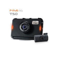 FINEVU T50 2CH 32G Car Black Box 1920 x 1080 FHD Dash Cam Camera