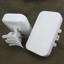 Twins 5G Mini Wireless Outdoor Ap Kits 300Mbps PoE Mimo 2*12 Antenna Venu_R5812M
